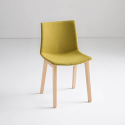 Kanvas BL | Visitors chairs / Side chairs | Gaber