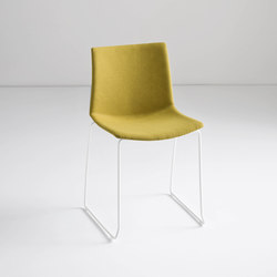 Kanvas S | Visitors chairs / Side chairs | Gaber