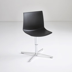 Kanvas L | Visitors chairs / Side chairs | Gaber