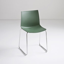 Kanvas ST | Visitors chairs / Side chairs | Gaber