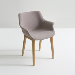 More BL | Visitors chairs / Side chairs | Gaber