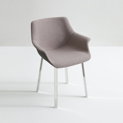 More NA | Visitors chairs / Side chairs | Gaber