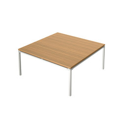 Home Lounge Table high | Tables basses de jardin | Viteo