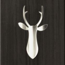 MONTAGNE Hubertus smoked | Piastrelle/mattonelle da pareti | steuler|design