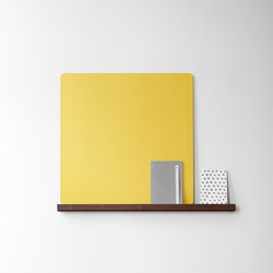Mood Ledge | White boards | Lintex