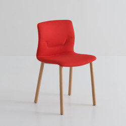 Slot BL | Visitors chairs / Side chairs | Gaber