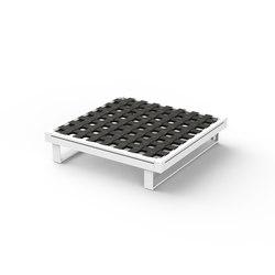 Pure Belt Module 90 | Modulare Sitzelemente | Viteo