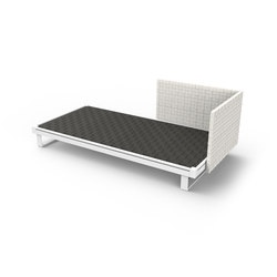Pure Belt Corner Right | Modular seating elements | Viteo