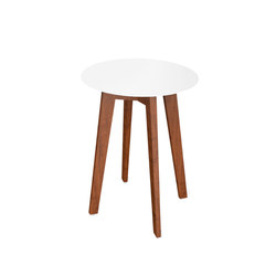 Slim Wood Collection Dining | Table Wood 64 | Mesas de comedor de jardín | Viteo