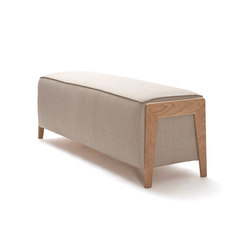 Box Wood Bench | Bancos de espera | Inno