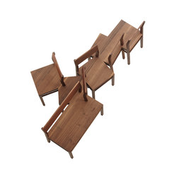 Chapter House Bench model 05 ch | Panche | Fehling & Peiz & Kraud