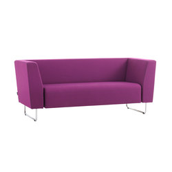 Gap Lounge sofa | Canapés d'attente | Swedese