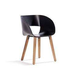 Vintage Armchair Teak | Garden chairs | Tribu