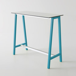 Step | Tables mange-debout | Gaber