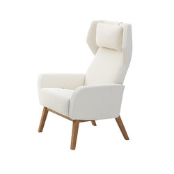 Select easy chair | Poltrone | Swedese