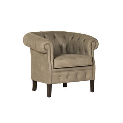Chester Armchair Selva Timeless | Lounge chairs | Selva