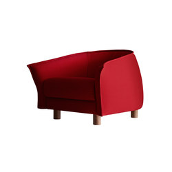 Diva easy chair | Armchairs | Swedese