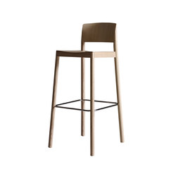 Grace bar chair | Taburetes de bar | Swedese