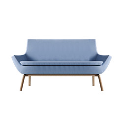 Happy sofa | Lounge sofas | Swedese