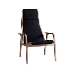 Lamino easy chair by Nudie Jeans | Poltrone lounge | Swedese
