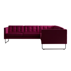 Madison sofa | Asientos modulares | Swedese
