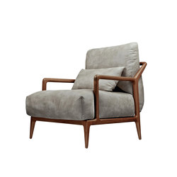 Indigo Armchair Philipp Selva | Lounge chairs | Selva
