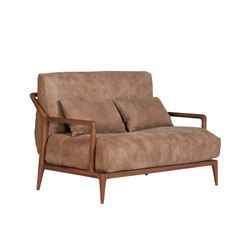 Indigo Loveseat Philipp Selva | Lounge sofas | Selva