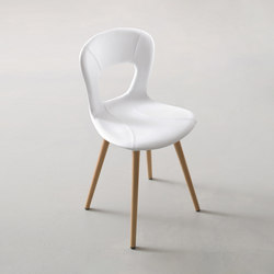 Blog BL | Visitors chairs / Side chairs | Gaber