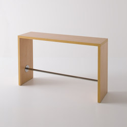 Break | Standing tables | Gaber