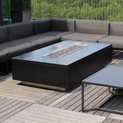 Costume Made Fire Table | Caminetti da giardino | Rivelin
