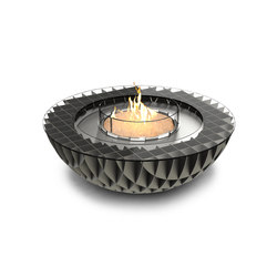 Seville Gas Fire Bowl | Gartenfeuerstellen | Rivelin