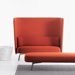 Portus 2-Seater Sofa | Sofás lounge | Lammhults