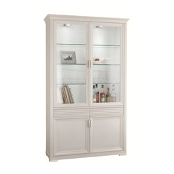 Luna Collector's China Cabinet Selva Timeless | Vitrinas | Selva
