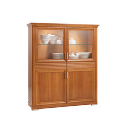 Luna Collector's China Cabinet Selva Timeless | Display cabinets | Selva