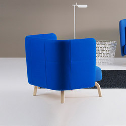 Portus Easy Chair | Sillones lounge | Lammhults