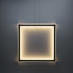 Framed suspension lamp square | General lighting | Jacco Maris