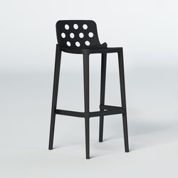 Isidoro | Bar stools | Gaber