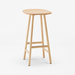 Shell SHP70K | Bar stools | Karl Andersson