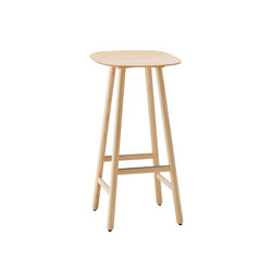 Shell SHP70T | Bar stools | Karl Andersson