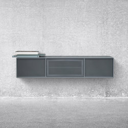 Montana Sound Section 2 | Multimedia sideboards | Montana Furniture