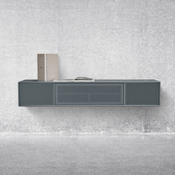 Montana Sound Section 1 | Multimedia sideboards | Montana Møbler