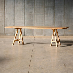 Trestle Table | Tables de restaurant | Heerenhuis
