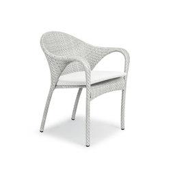 Tango Armchair | Garden chairs | DEDON