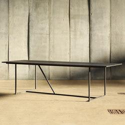 Mesa nero | Dining tables | Heerenhuis