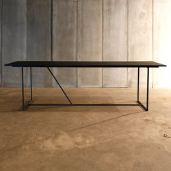Mesa nero | Dining tables | Heerenhuis