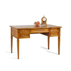 Villa Borghese Desk Selva Timeless | Bureaux plats | Selva