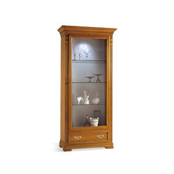 Villa Borghese Collector's China Cabinet Selva Timeless | Display cabinets | Selva
