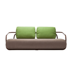2002 Bentwood Sofa | Loungesofas | Thonet
