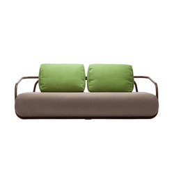 2002 Bentwood Sofa | Sofás lounge | Gebrüder T 1819