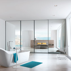 S 1500 AIR Syncro sliding door system | Partitions | raumplus